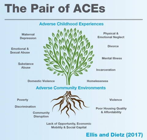 The pair of aces