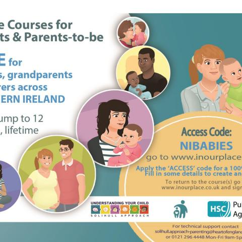 Solihull Parenting Course for Northern Ireland